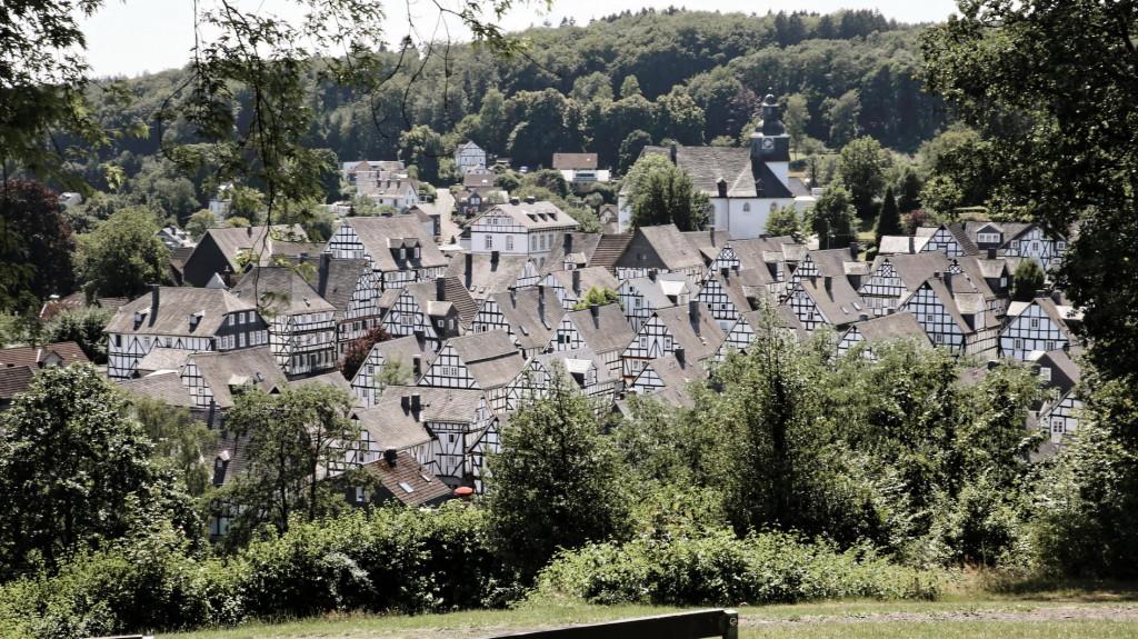 Freudenberg, der alte Flecken